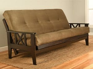 How to Assemble a Basic Bi-fold Futon Frame