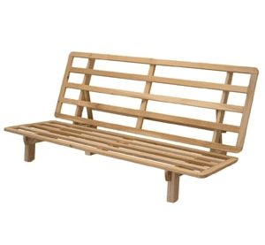 Things to Consider When Choosing a Wooden Futon Frame