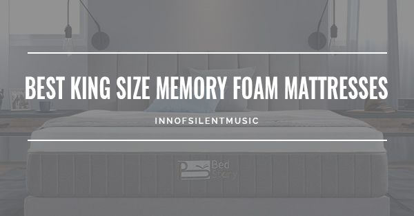 King Size Memory Foam Mattresses